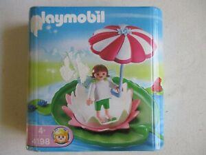 Playmobil - 4198  - FEE SUR UN NENUPHAR EN BOITE