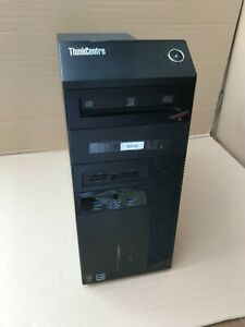(PC.42) Lenovo ThinkCentre M83 - Core i5-4430 @ 3 Ghz - 4 Go - 250 Go
