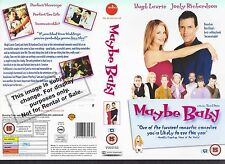 Maybe Baby, Hugh Laurie Video Promo Sample Sleeve/Cover #11068