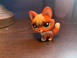LPS Littlest Pet Shop Brown Fox