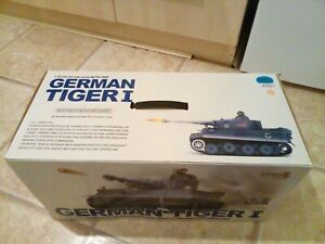 Heng Long METAL GERMAN TIGER 1