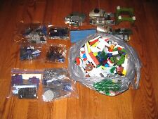 8lbs Assorted LEGO:Hero Factory Parts & Pieces -- Large Bulk by Pound - see pics