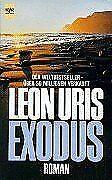 Exodus. Roman. von Uris, Leon | Buch | Zustand gut