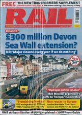 RAIL MAGAZINE ISSUE #852 9th - 22nd MAY 2018 ~ NEW ~