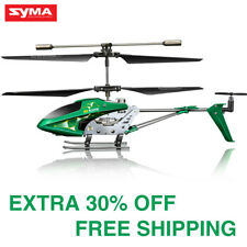 Syma S107E 3CH Mini Metal Remote Control RC Helicopter GYRO For Kids' Gift