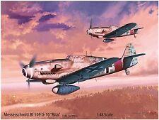 """1/48 MESSERSCHMITT Bf109 G-10 """"Rita"""""""