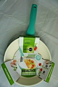 "The Original Green Pan Frypan 7"" Healthy Ceramic Nonstick Rio Collection New"