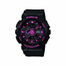 Analogue & Digital Resin Case 100 m (10 ATM) Wristwatches