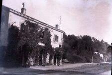 Boulouris-sur-Mer . ancien film négatif . la gare