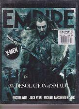 EMPIRE UK MAGAZINE #294 DEC 2013, The HOBBIT, Desolation of Smaug, COVER 1.