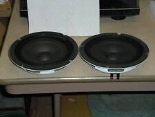 2  ALTEC 755E....ALL ORIGINAL...6.51 & 6.54 ohms ON FLUKE 8060A....BOTH MADE 318