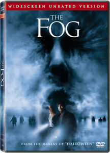 THE FOG John Carpenter Produced DVD WIDESCREEN/UNRATED VERSION Blockbuster Case