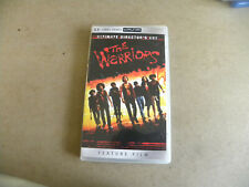Sony UMD 2005 THE WARRIORS Ultimate Director's Cut movie for PSP  jw