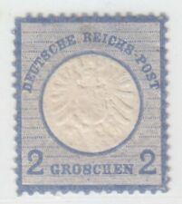 GERMANY REICH 1872 ISSUE 2 GROSCHEN UNUSED SCOTT 18 = MICHEL 20
