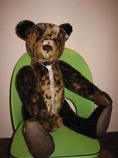 Teuerste Teddy der Welt, Bling Bling Bär, Einmalig, 80 cm