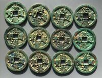 Tomcoins-Vietnam ancient JingSheng Thong Bao cash coin
