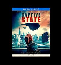 Captive State (Blu-ray, 2019)