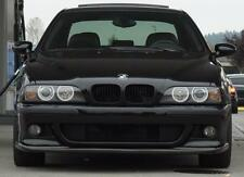 Front Bumper spoiler lip for BMW E39 Chin CSL M Sport Power Valance Skirt addon
