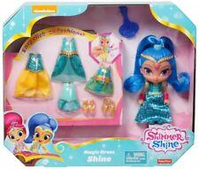 Fisher-Price Nickelodeon Shimmer & Shine, Magic Dress, Shine New