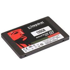 Kingston 120GB unità a stato solido interno SSD Spedizione Tracciata e Garantita
