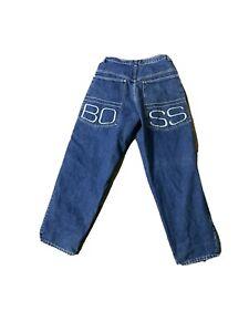 VTG 90's Boss IG Design Men's Baggy Jeans Size 31 x 32