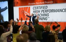 Brendon Burchard – Certified High Performance Coaching