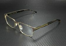 GUCCI GG0383O 005 Square Brown Crystal Havana Demo Lens 58 mm Men's Eyeglasses