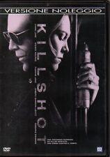 KILLSHOT - DVD (USATO EX RENTAL)