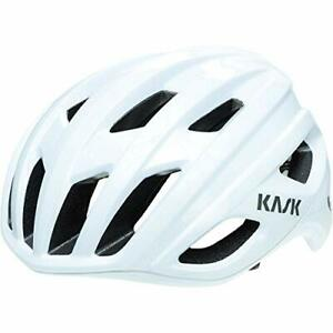 KASK Cycling Helmet- MOJITO CUBED-White Size Medium