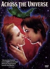 ACROSS THE UNIVERSE  DVD MUSICALE