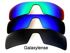 Galaxy Replacement Lenses For Oakley Oil Rig Black&Blue&Green Polarized 3Pair