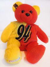 Bill Elliot NASCAR NO: 94 Collectors Plush Bear - Great Condition!