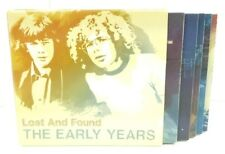 Lost and Found The Early Years box set cd/dvd