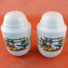 MON JARDIN Villeroy & Boch Salt & Pepper Set NEW NEVER USED made in Luxembourg