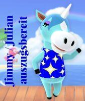 Animal Crossing New Horizons 💙Jimmy / Julian💙 auszugsbereit