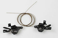 Shimano XTR SL-M9000-I Rapidfire Plus Schalthebel (Paar) 11-fach - I-Spec II