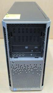 HP Proliant ML350p GEN8 G8 Xeon 4-Core E5-2609 2.4Ghz Tower Server 652065-B21