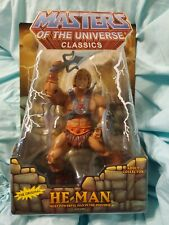 2008 Masters Of The Universe Classics He-Man MOTU Mattel