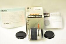 Pentax SMC FA J 28-80mm f3.5-5.6AL manual focus PK mt. zoom lens. New old stock