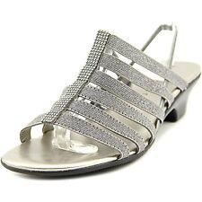 Karen Scott Sandals shoes Estevee Sandals shoes Pewter Color 7.5M