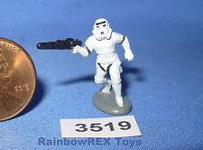 Star Wars Micro Machines Action Fleet STORMTROOPER from Stormtroopers Set Fig #1