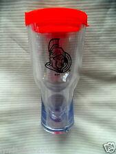 NHL Ottawa Senator's Hockey Promotional Travel Cup Mug (8 INCHES)