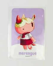 Amiibo NFC Karte Animal Crossing Merengue/Maria 285