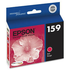 Expired Genuine Epson R2000 T1597 red ink 159 T159720 C13T159720 2000 T159 ultra