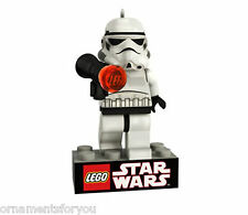 Hallmark 2012 Imperial Stormtrooper Lego Star Wars Ornament new in box