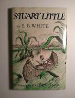 STUART LITTLE ~ E.B. White ~ First Edition 1945 HCDJ