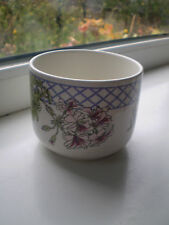 Wade for Ringtons Floral Trellis Sugar Bowl British