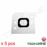 5 X Self Adhesive Home Button Rubber Gasket Seal for iPhone 6 & iPhone 6 Plus