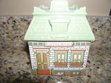 Avon 1989 Townhouse Canister Coffee House See Desc NIB