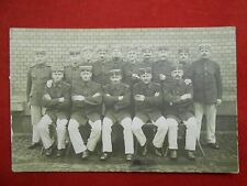 Postkarte Feldpost Foto Original Soldaten WehrmachtWeltkrieg Ansichtskarte
